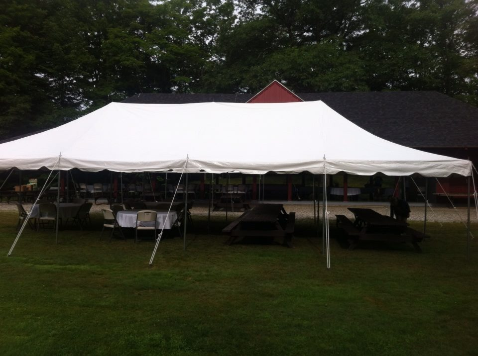 DELIVERED ... & TE Table and Chair Rentals